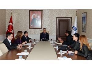 'TANAP Projesi' bilgilendirme toplantısı Erzurum'da yapıldı