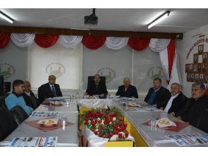 Sungurlu Kent Konseyi Toplandı