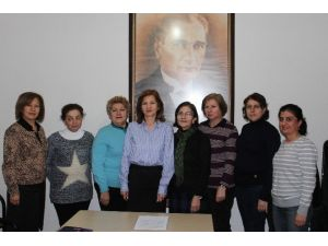 Çağdaş Yaşamı Destekleme Derneği (Çydd) Eskişehir Şube Başkanı Sevgi Akmen: