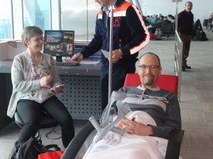 Saldırıda yaralanan Norveçli turist: İstanbul'a yine gelirim