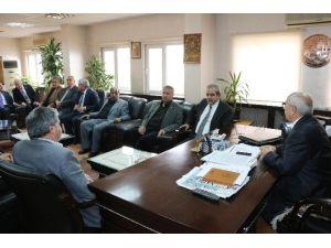 Başkan Demirkol Esnaf Odalarının Taleplerini Dinledi