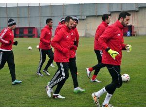 Gaziantepspor, Kasımpaşa Maçı Hazırlıklarına Başladı