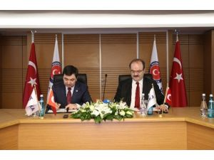 TİKA İle Uluslararası Türk Akademisi Arasında İşbirliği Protokolü