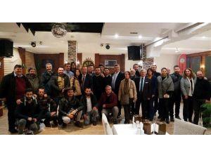 Edirne Belediye Başkanı Gürkan'dan Yerel Gazetelere Destek