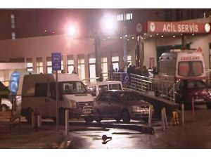 Ankara'da silahla vurulan polis memuru hayatını kaybetti