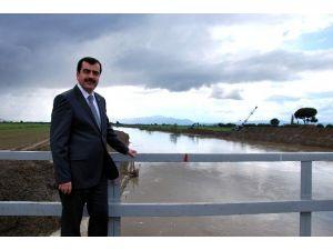 AK Parti'li Erdem'den Gürlen Barajı Ve Destek Açıklaması