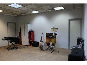 AVM'de Müzik Stüdyosu'na Ankaralılardan Yoğun İlgi