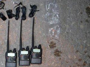 Gaziantep'te DAEŞ operasyonunda haberleşme cihazları ele geçirildi