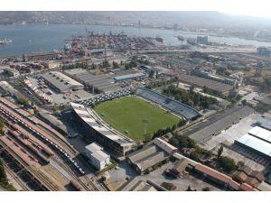 İzmir Büyükşehir'den Alsancak Stadyumu için bedelsiz tahsis
