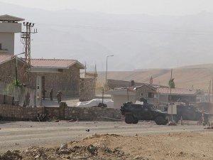 Mardin'de karakola roketatarlı saldırı düzenlendi