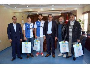 Şanlıurfaspor'a İki Yeni Transfer