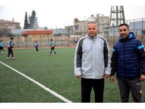 Ceylanpınar Belediyespor'da Teknik Direktörlüğü Ferhan Çelik Getirildi