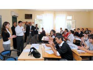Başkan Tütüncü'den Varsak'a Anadolu Lisesi Müjdesi