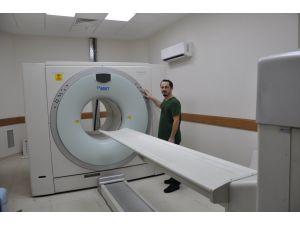 AKÜ, kanser tespit cihazı kuruyor, hastalar başka illere gitmeyecek