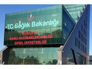 Bursa'da 10 Milyon Hasta