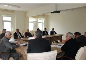 Aile Ve Sosyal Politikalar Müdürlüğü Kuruluş Müdürleri Toplantısı Gerçekleştirildi