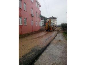 Manavgat Çayyazı'nın Yağmur Suyu Sorunu Çözüldü