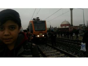 Metro Bozuldu, Raylar İstiklal Caddesi'ne Döndü