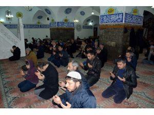 Siverek'te STK'lar Sur İçin Dua Etti