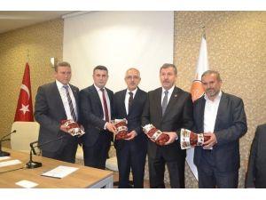 Ankara'dan Müjdelerle Döndüler
