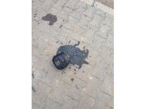 Teröristlerin Bombası Ellerinde Patladı: 3 Yaralı