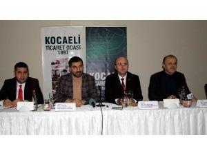 Koto, AK Parti İl Yönetimini Ağorladı