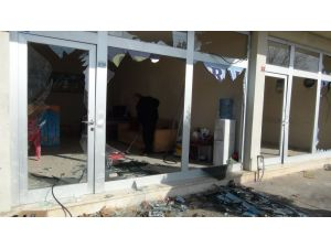 Nusaybin İpek Yolu'nda patlama, 1 kişi öldü