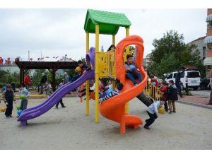 İzmit'te Bir Yılda 19 Yeni Park Yapıldı