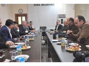 Soma Termik Santrali, Baca Gazı Yatırımını Öne Aldı