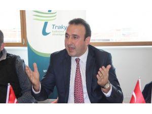 Trakya Kalkınma Ajansı Faaliyet Toplantısı Düzenledi