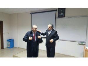 Bilecik Şeyh Edebali Üniversitesi Sosyal Bilimler Enstitüsü Doktora Programlarında İlk Mezununu Verdi