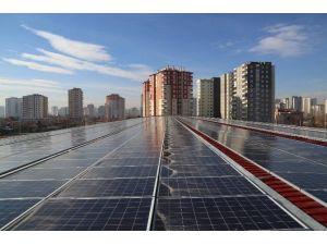 Türkiye'nin Resmi Kurum Tarafından Yapılan En Büyük Çatı Üstü Güneş Paneli