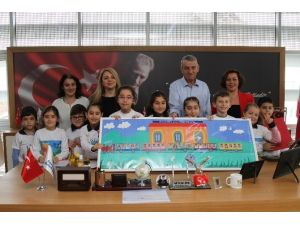 Gaziemir'de Barış Treni Projesi