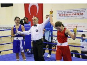 Kadınlar Türkiye Şampiyonu Oldu