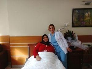 Şiddetli Kasık Ağrıları Yaşayan Kadına İlginç Operasyon