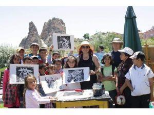 12. Uluslararası Kapadokya Sanat Buluşması Başlıyor