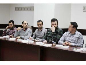 SAÜ'de 'Türkiye'de Tekafül Uygulamaları' İsimli Konferans Düzenlendi