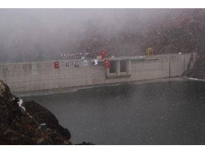 Çıldır Kayabeyi Barajının Açılışı Yapıldı