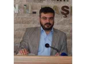 AK Parti İl Başkanı Özmen: Vaatlerimizi Yerine Getiriyoruz