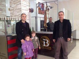 Siirt Büryan Kebabı Türkiye'nin 16. Şehrinde Satışa Sunuldu