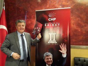 CHP'li Balbay Partililere Sunmak İçin Manifesto Hazırladı
