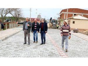 Belediye Ekipleri Doğruca'ya Yoğunlaştı