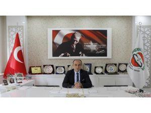 ATSO Başkanı Kırlangıç'tan Teröre 'Dur' Çıkışı