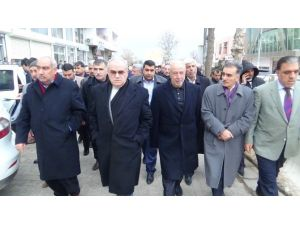 AK Parti'den 'Teröre Hayır' Yürüyüşü