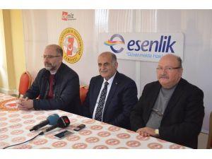MTSO Başkanı Hasan Hüseyin Erkoç'tan Gazetecilere Ziyaret