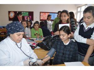 Kahramanmaraş'ta Okullar Daha Sağlıklı Olacak