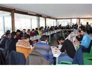 Manisa Büyükşehir Belediyespor'dan Basına Kahvaltı