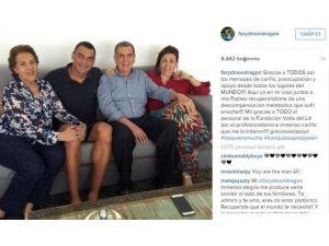 İntihar Girişiminde Bulunan Mondragon'dan 'İyiyim' Mesajı