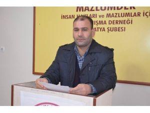 Mazlumder'den Sultan Ahmet Saldırısına Kınama