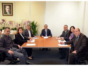 Namık Kemal Üniversitesi Kurum İdari Kurulu Toplantısı
